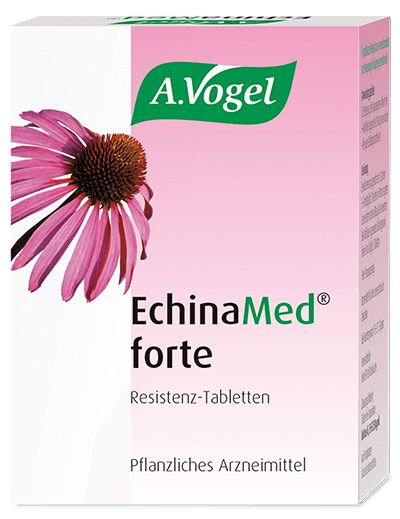ECHINAMED Resistenz-Tabletten 120 Stk