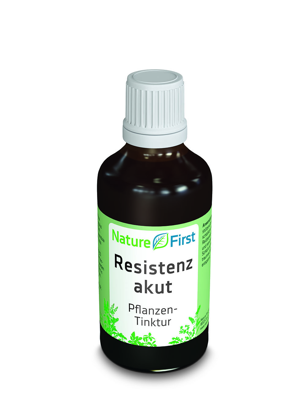 Nature First Pflanzentinkturen RESISTENZ AKUT TROPFEN 100ml