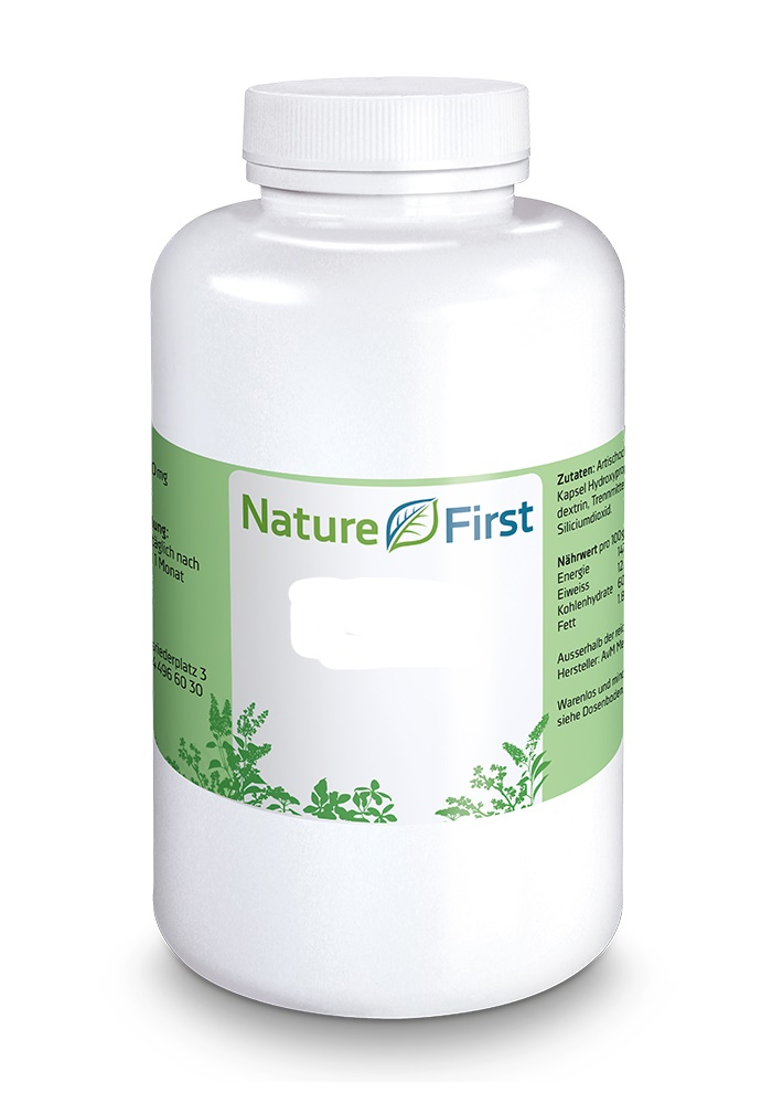 Nature First Schwarzkümmel Kapseln 500mg 300stk Nature First
