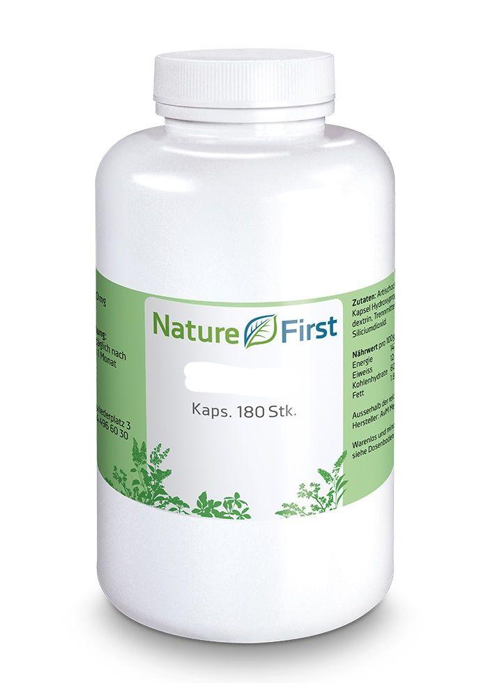 Nature First GRÜNLIPPMUSCHEL Kapseln 440mg 180 STK.