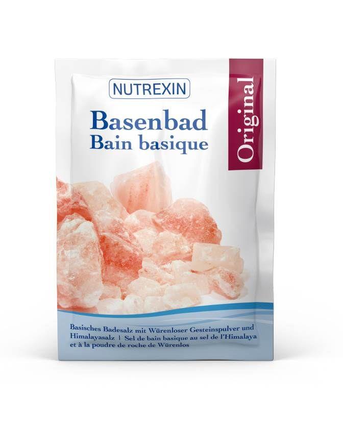 NUTREXIN Basenbad Original 1 Beutel x 60 g